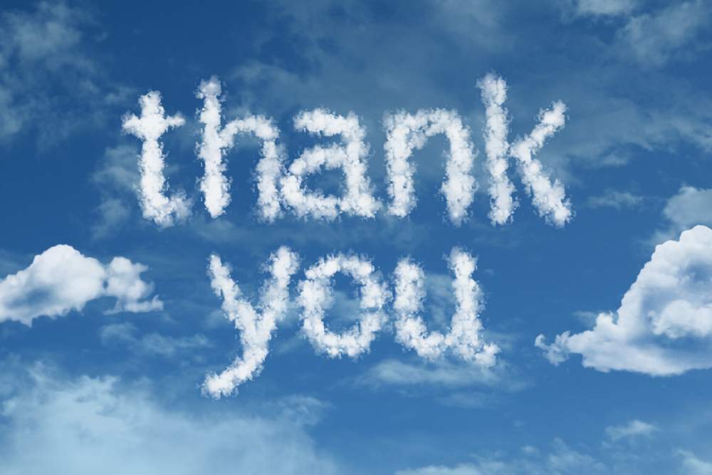 Boost Your Career by Saying 'Thank You'