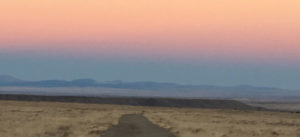 Cimmaron Sunset